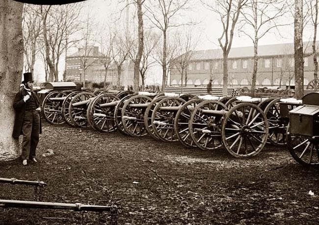 the artillery used during the civil war Proponents acknowledge the limits of civil war artillery when used  the evolution of field artillery organization and employment during the american civil war.