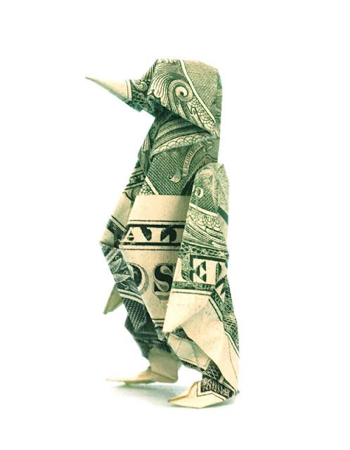 Amazing Origami Using Only Dollar Bills