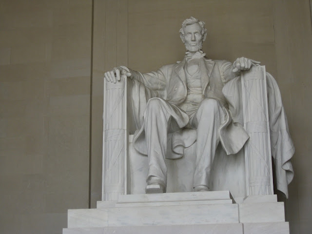 Lincoln Memorial - Washington D.C. - Statue