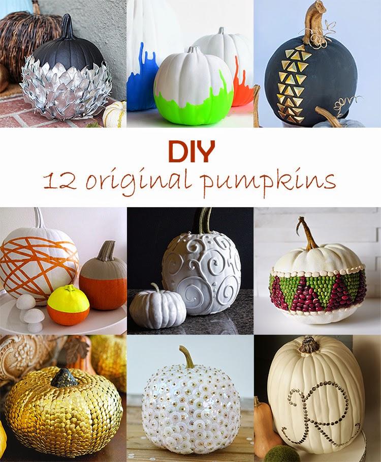 DIY Monday # Pumpkins