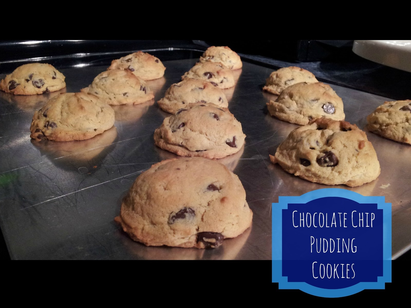 Simple Suburbia: Chocolate Chip Pudding Cookies [Tasty ...