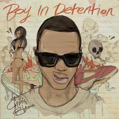 Chris Brown Ft. Se7en - 100 Bottles Lyrics