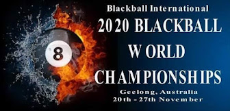 2020 WORLD BLACKBALL CHAMPIONSHIPS