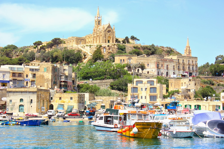 Gozo dal Porto - foto di Elisa Chisana Hoshi