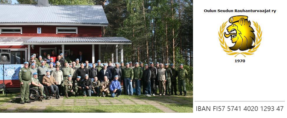 OulSRT ry - Oulun Seudun Rauhanturvaajat ry