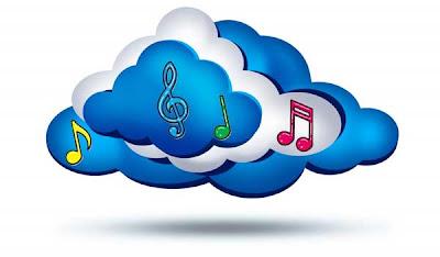 free music storage