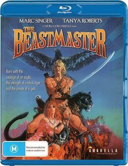 The BeastMaster 1982 Hindi Dubbed Dual BRRip 300mb