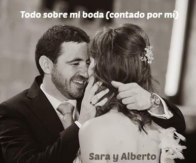 La boda de Sara, 50% de PdB
