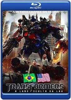 Filme Poster Transformers 3: O Lado Oculto da Lua BDRip XviD Dual Audio & RMVB Dublado