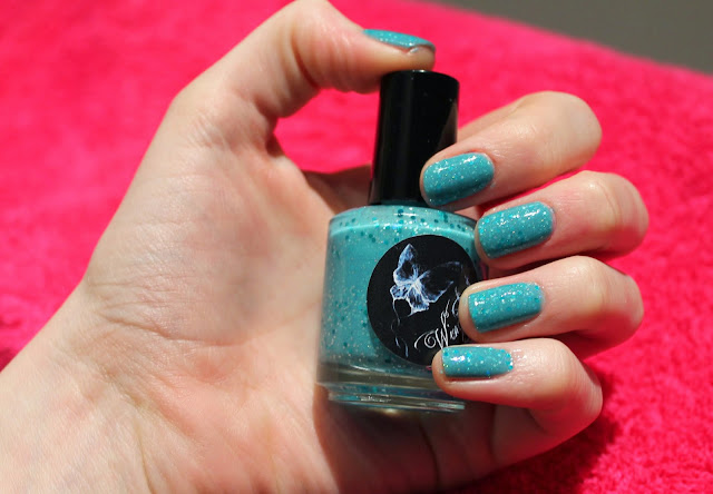 Wing Dust, Ocean Tears Swatches and Review