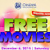 SM Cinema Free Movie Day on December 6