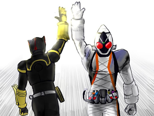 watch kamen rider fourze episode