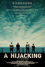 a hijacking poster Suspense
