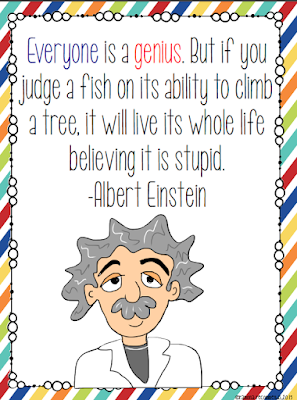 https://www.teacherspayteachers.com/Product/Free-Fish-In-a-Tree-Quote-1963431