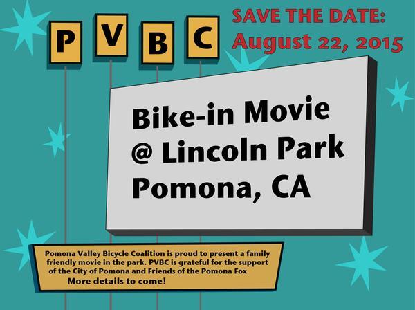 Bike in Movie