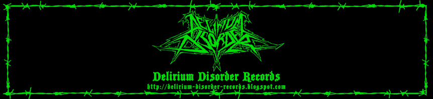 Delirium Disorder Records