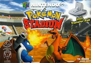 Pokken Tournament Image- Pokémon Stadium Image