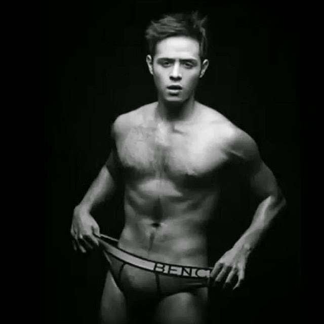 Martin Del Rosario in Bench The Naked Truth
