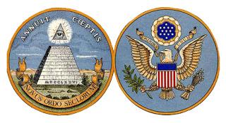 revolusiilmiah.com - The Seal of United States of America