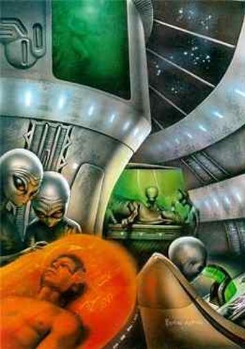 Experimentos Alienigenas con Humanos