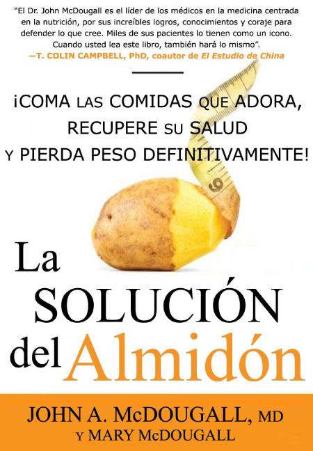 La solución del almidón