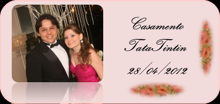 Casamento TataTintin