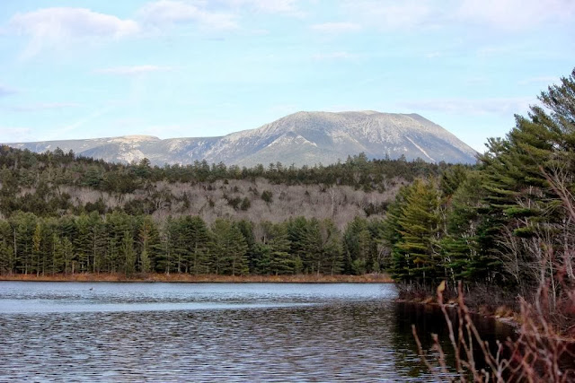 Katahdin Golden Road