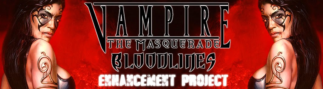 Vampire: The Masquerade - Bloodlines Mega Mod