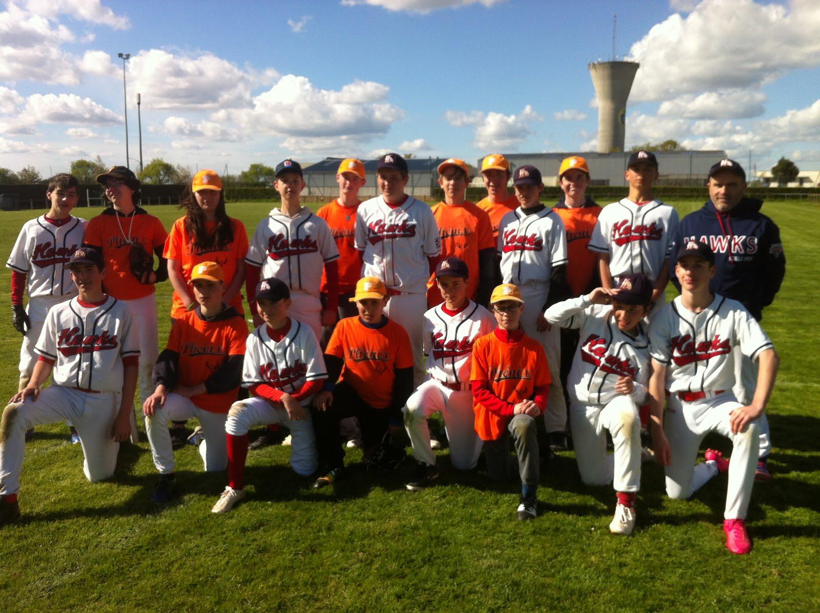 Photos baseball 18U