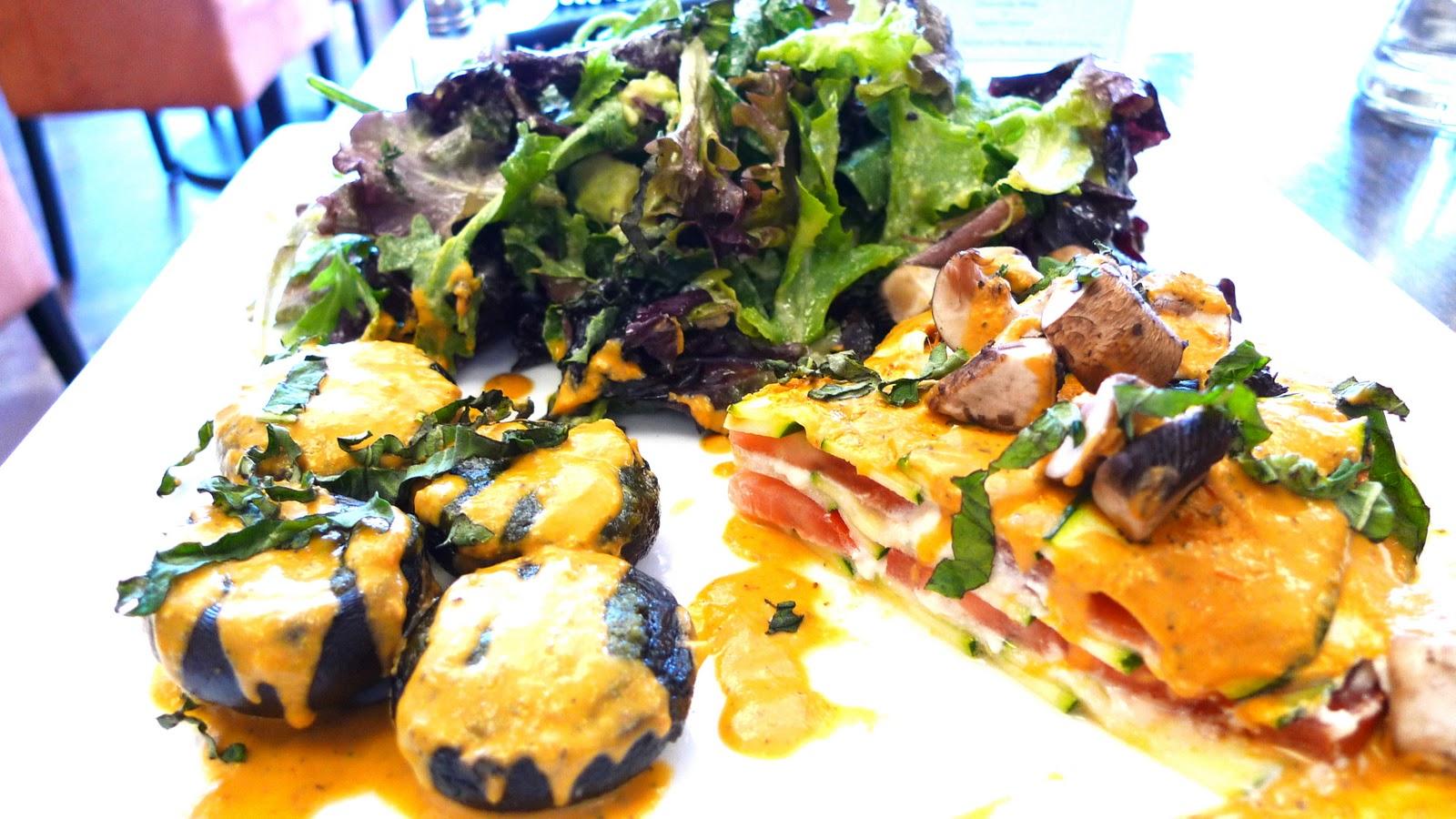 Ms ellaneous an organic vegetarian restaurant 118 for 118 degrees raw food cuisine