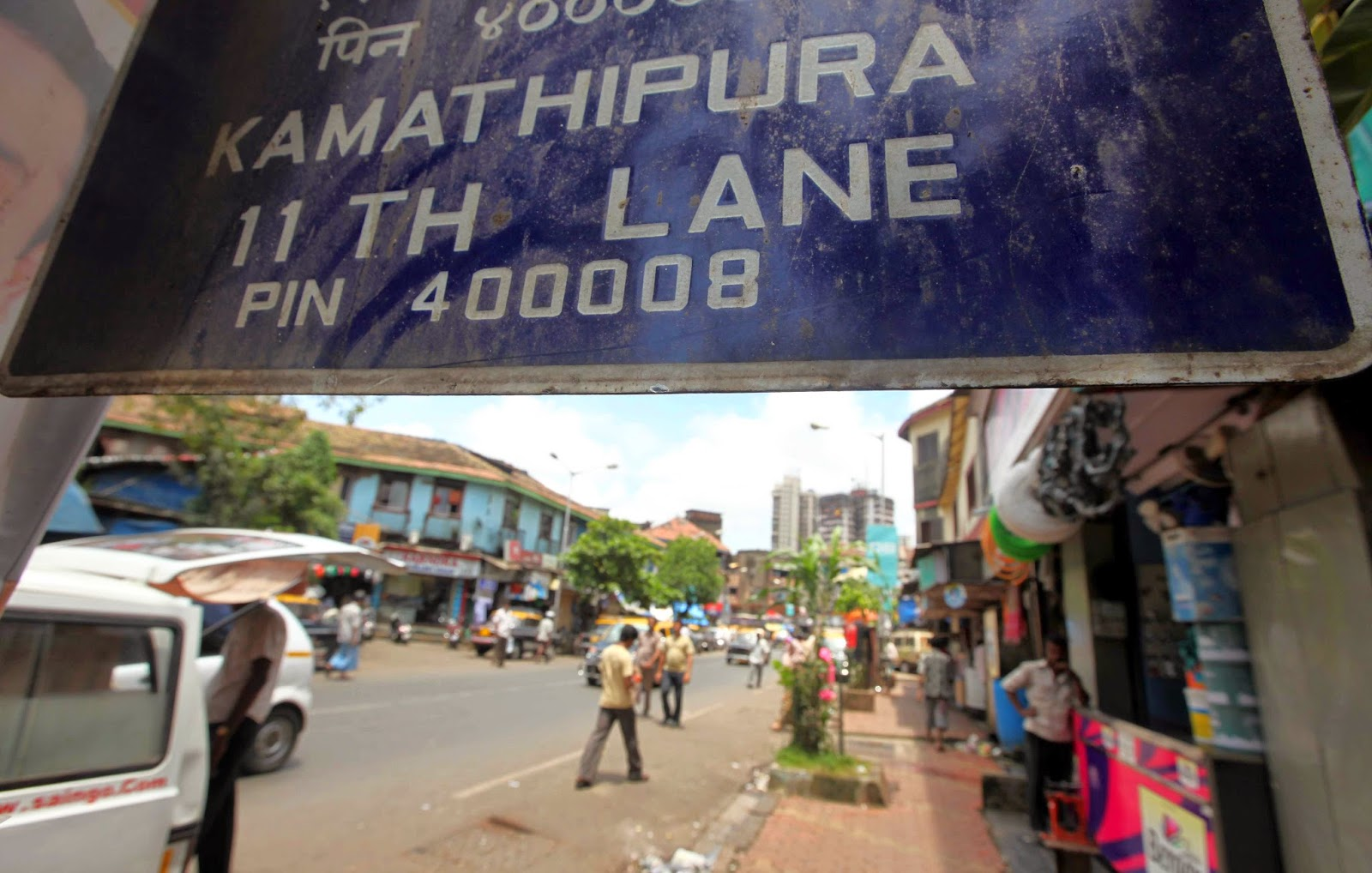 kamathipura facts