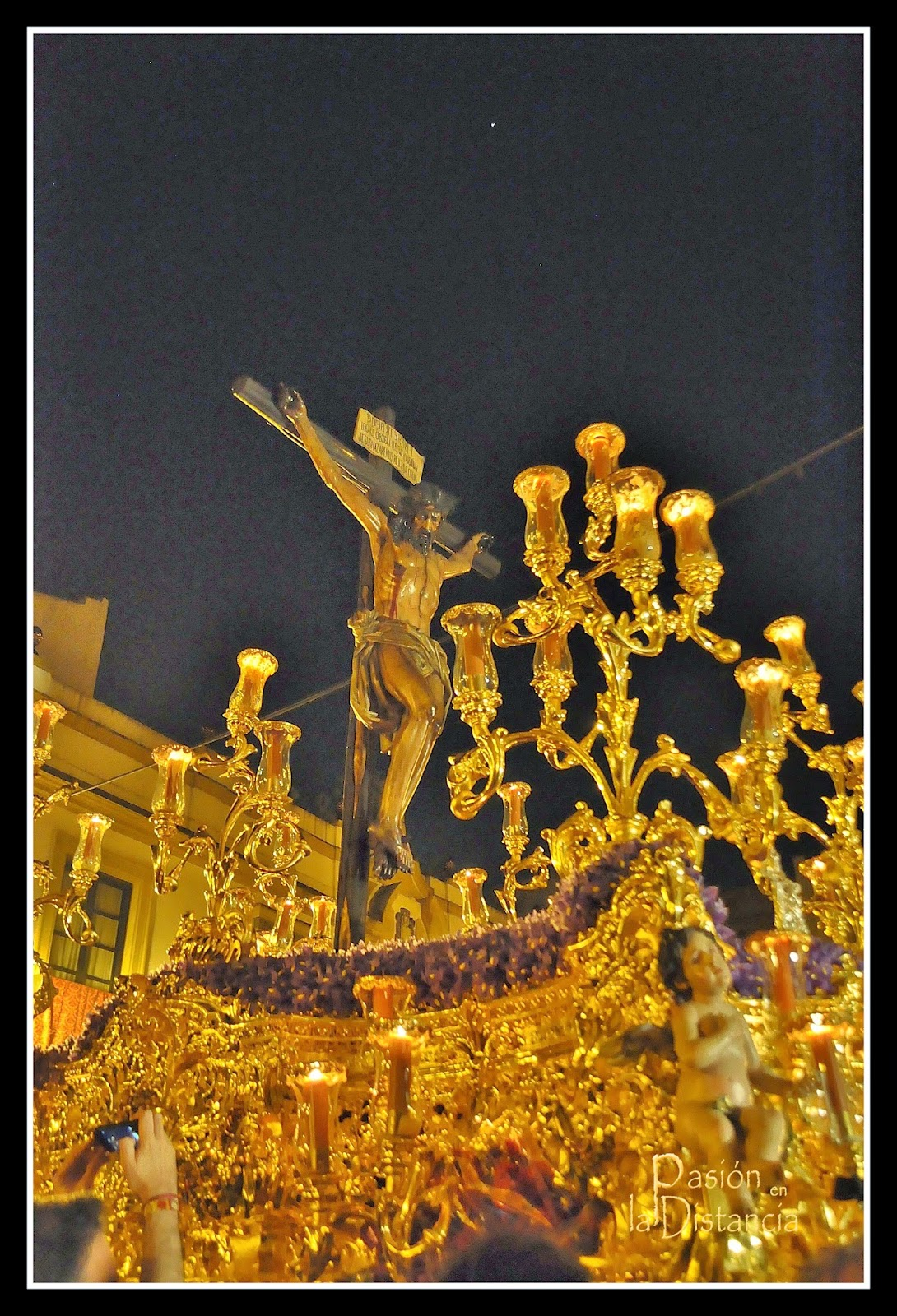 Cristo de las Almas Semana Santa 2014 Los Javieres