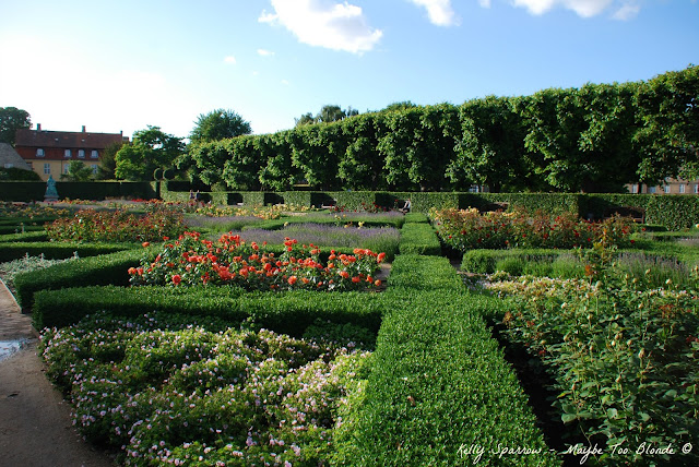 King's Gardens Copenhagen Denmark