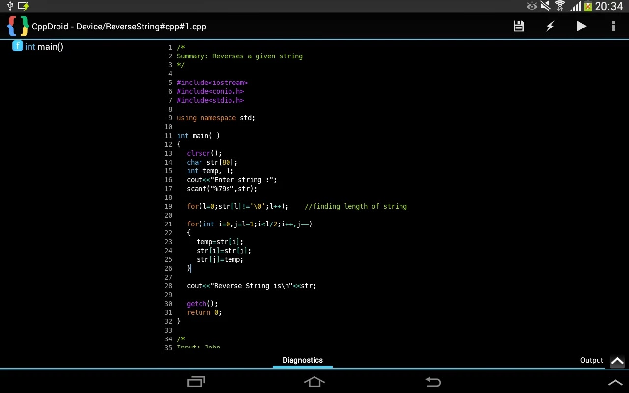 How To Compile And Run A C C Program On The Android