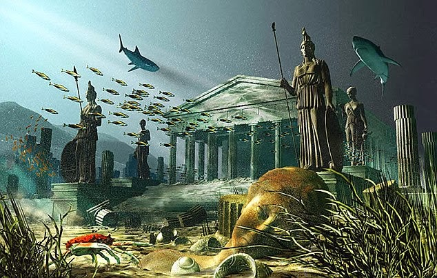 """Swedish Divers Discover A """"Stone Age Atlantis"""": 11,000 Year Old Ancient Settlement Under The Baltic Sea"""