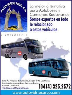 AUTOVIDRIOS ARCO, C.A. en Paginas Amarillas tu guia Comercial