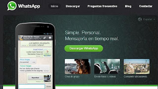 Blackberry 10 WhatsApp