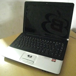 jual laptop 2nd compaq cq41