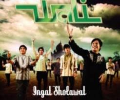 lagu shalawat, mari shalawat, wali band