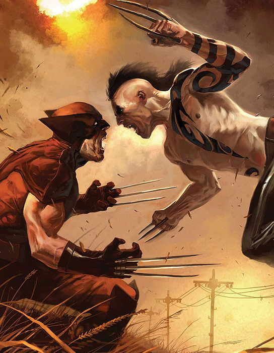 Daken (Marvel Comics) Character Review - Battle with his father