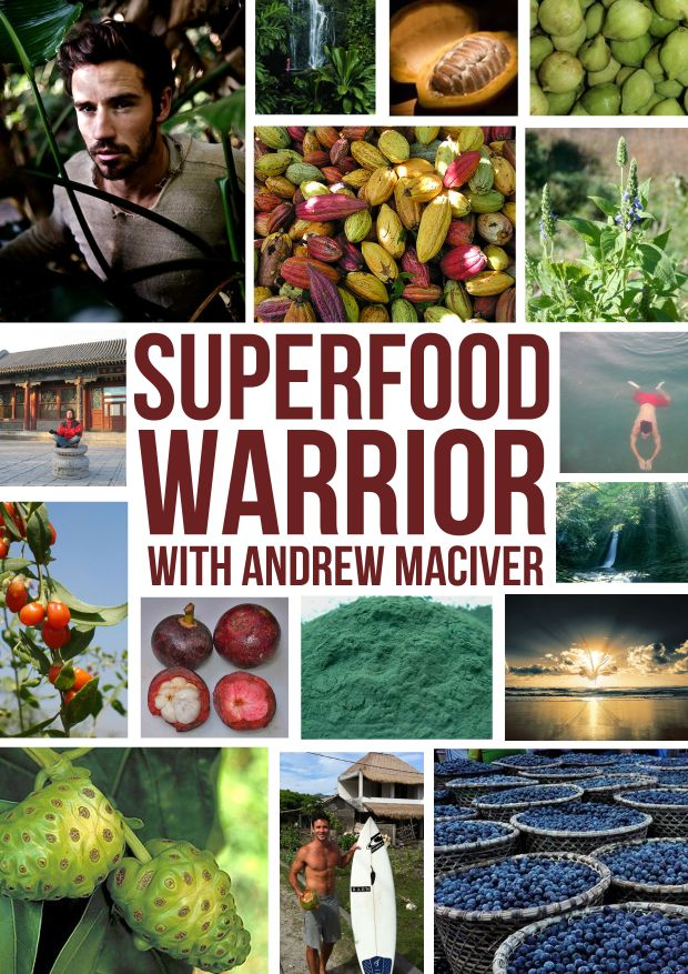 SUPERFOOD WARRIOR