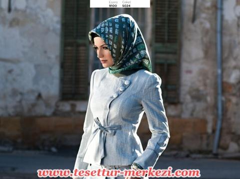 Armine Tesettür 2012 ilkbahar Yaz Kolleksiyonu
