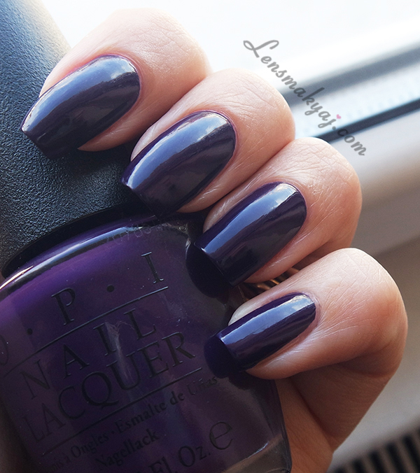 OPI A Grape Affair