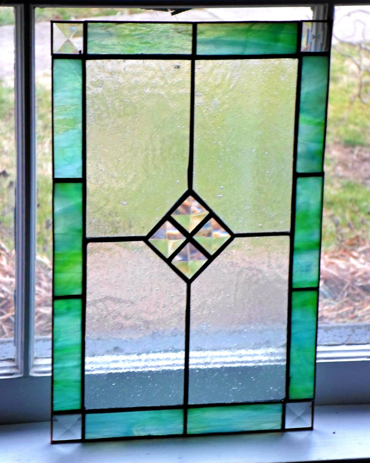 Bob Keeney Custom Stained Glass For Sale