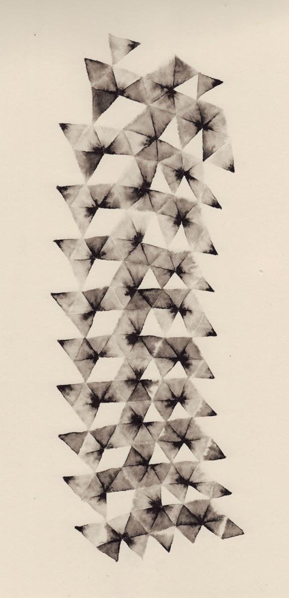 illustration ink painting adelaide illustrator lauren downton sail and swan