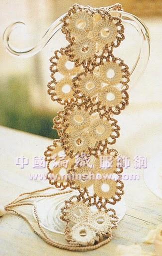 Diadema con circular a crochet, super elegante!