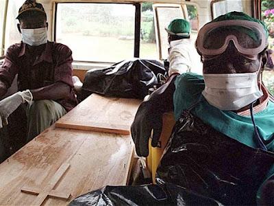 Ebola - A febre hemorrágica