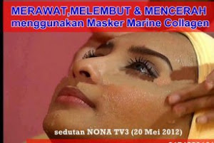 Masker Marine Collagen