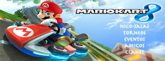 Las mejores carreras salas y eventos estan en nuestro grupo de facebook de Mario Kart 8