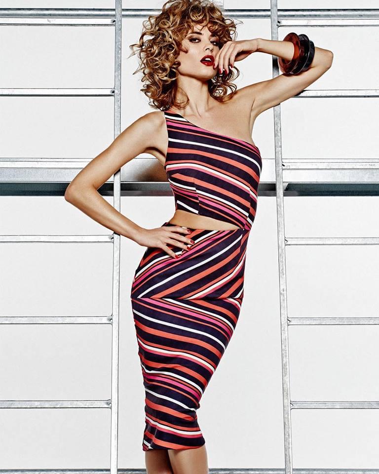Σχεδιαστικο φορεμα S/S 2016